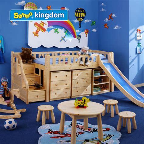 hochbett kinder mit rutsche kinder hochbett treppe und fichte mit rutsche kinderbett produkt id 520203467 german alibaba