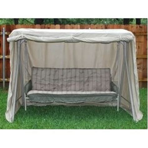patio swing cover outside