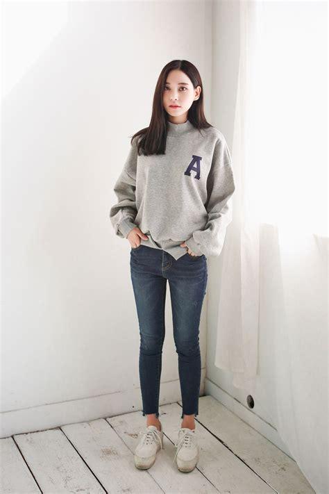 A Crewneck Sweater
