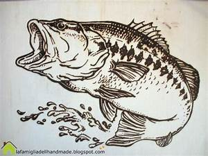 woodburning fish pattern crafting practice wood With wood burning design templates