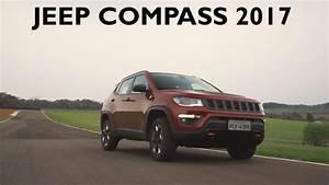 Jeep Compass 2017 Agora Fabricado No Brasil