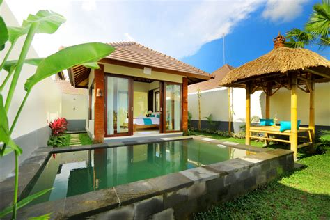 Abirama Ubud Villa - 1 Bedroom Pool Villa in Ubud Bali