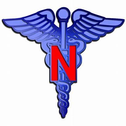 Nurse Symbol Caduceus Medical Clipart Clip Transparent