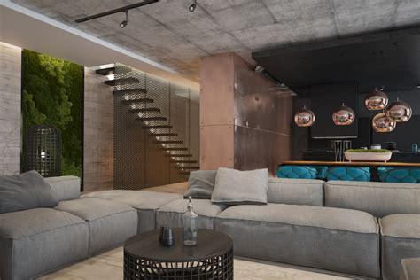 Artful Loft Apartment Design Ideas by Industrial Design Ideas Interior Design Ideas