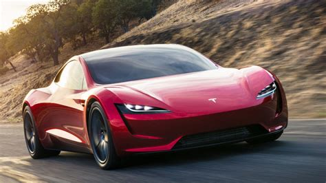 Elon Musk Discloses Red Tesla Roadster  The Status Life