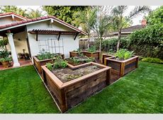 Raised Garden Bed Examples on Pinterest Raised Garden