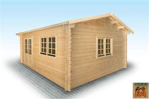 chalet en bois habitable studio design gallery