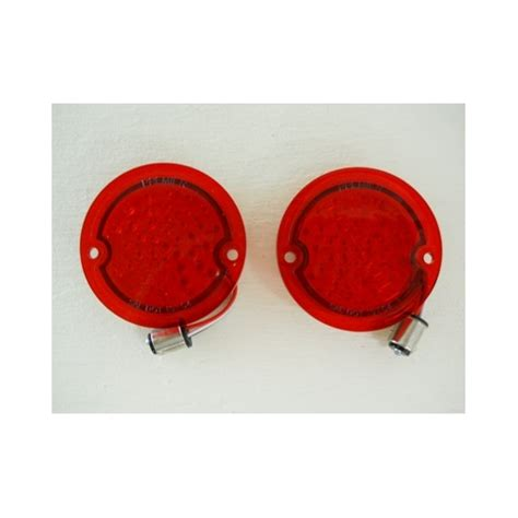 57 chevy led tail lights 1954 1959 chevy truck stepside red led stopturn tail