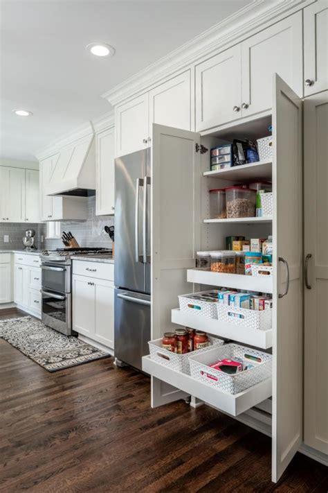 kitchen cabinet organizers hgtv