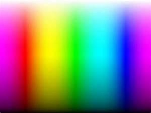 Regenbogen 7 Farben : farbschleife durch alle regenbogenfarben spektralfarben ~ Watch28wear.com Haus und Dekorationen