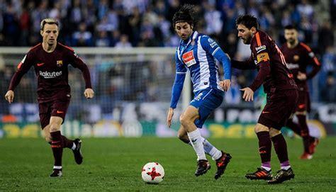 Barcelona 5-0 Espanyol - BBC Sport