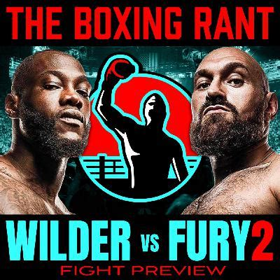 Deontay Wilder vs. Tyson Fury 2 fight preview - Ryan ...