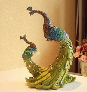 the peacock home furnishing articles peacock gift of With gift for wedding anniversary for couple