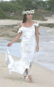hawaiian wedding dress hawaiian wedding dresses beach With hawaiian wedding dress