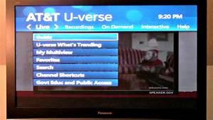 At U0026t U-verse Tv  U0026 Internet Review