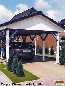 Carport Pultdach Neigung : satteldachcarport mit 22 neigung carport wismar erfurtholz ~ Whattoseeinmadrid.com Haus und Dekorationen