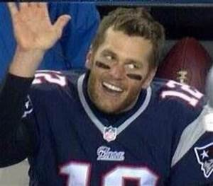 Tom Brady39s High Five Face Goalie Fight Gets Ugly Today