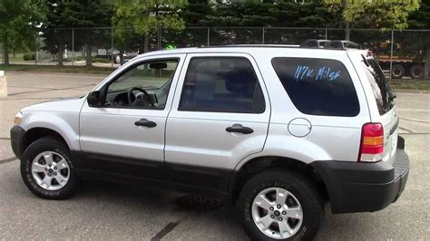 ford escape xlt wd youtube