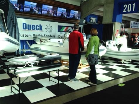 Vancouver International Boat Show 2014 — Dueck Marine