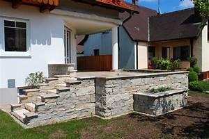 Garagenanbau Mit Terrasse : terrassenbau br gutes f r ihren garten bastian ~ Lizthompson.info Haus und Dekorationen