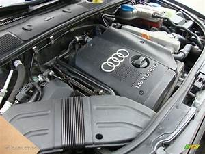 2002 Audi A4 1 8t Sedan 1 8l Turbocharged Dohc 20v 4