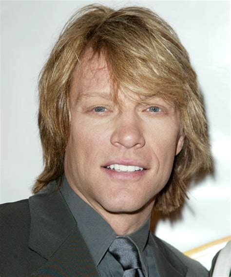 Jon Bon Jovi Hairstyles for 2017   Celebrity Hairstyles by