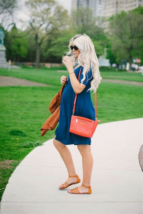 10 Cute Pregnancy Outfits for Summer - Designerz Central