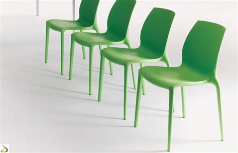 Sedie plastica design