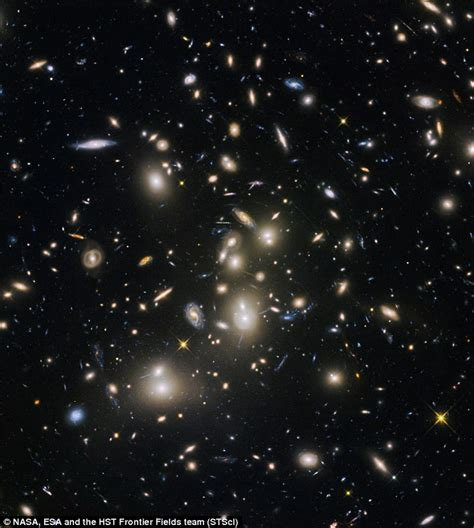 the dawn of time pictured hubble captures spectacular
