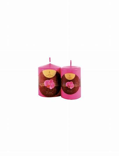 Candles Thick Flame Wellness Cm Scented Mp810
