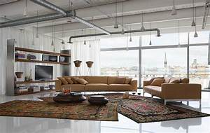 Living room inspiration 120 modern sofas by roche bobois for Canape moderne roche bobois