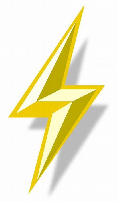 Lightning Bolt Clip Yellow Svg Lighting Clipart