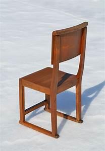 Chaise En Bois : mobilier vintage pour enfants chaises tables coffres ~ Melissatoandfro.com Idées de Décoration