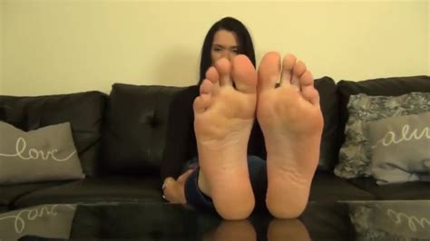 Maria Marley Marias Sweaty And Stinky Feet Hd Mp4