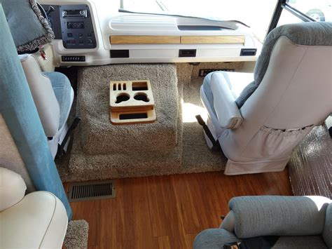 dolphin rv gets a complete paint interior makeover