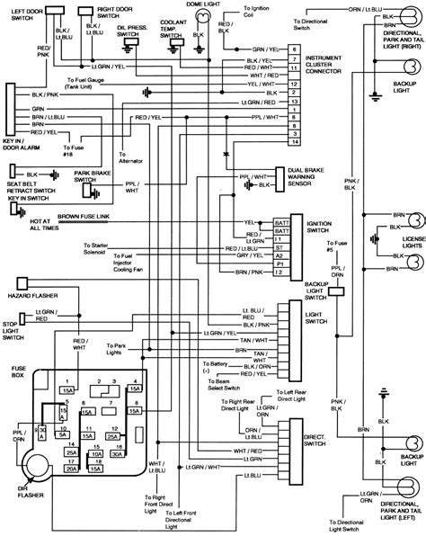 1986 Ford F150 Wiring Diagram by Got A 1986 Ford With A 302 In It I Turn The Key On To