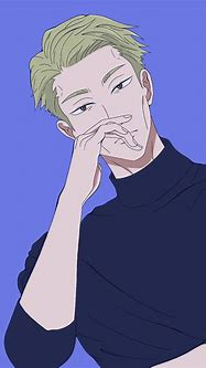 Nanami Kento in 2021   Nanami, Jujutsu, Anime boyfriend