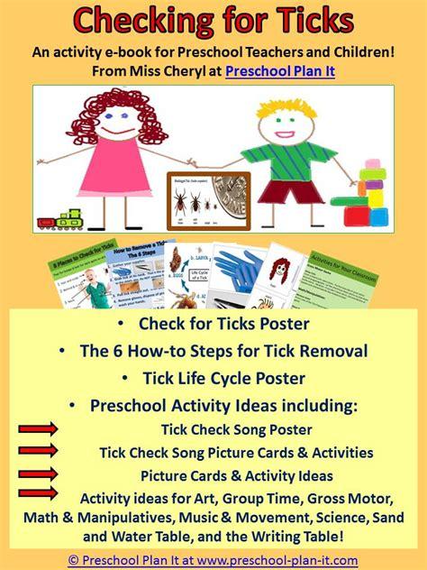 preschool primer preschool plan it s free preschool 138 | ticks cover