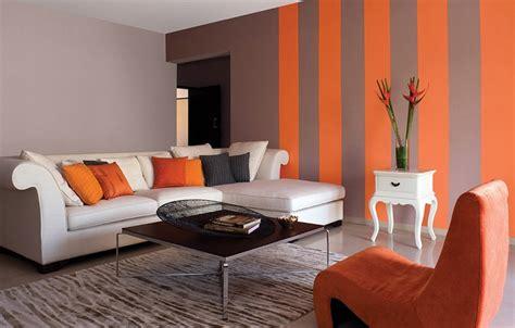 Pareti Color Arancio by Colori Pareti Soggiorno Suggerimenti Per Scegliere La