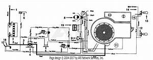 Mtd 13ae450e353  1997  Parts Diagram For Electrical  Switches