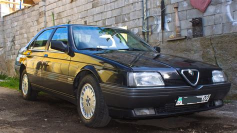 Alfa Romeo 164 Ls by Alfa Romeo 164 The News And Reviews With The Best