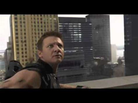 Let Rock Avengers Hawkeye Youtube