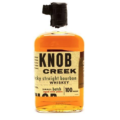 knob creek price knob creek kentucky bourbon whiskey aged 9