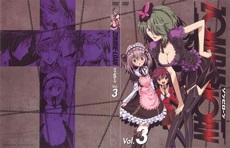 zombie loan yomi michiru koyomi anime yuuta kita dvd pit peach zerochan minitokyo yoimachi yande re shiba tags source official