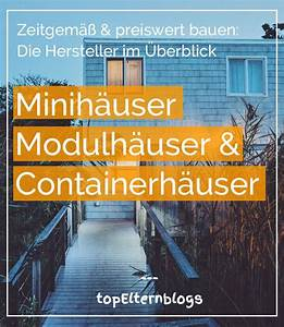 Günstige Häuser Bauen : wohncontainer hersteller kosteng nstig kologisch bauen haus bauen ~ Buech-reservation.com Haus und Dekorationen