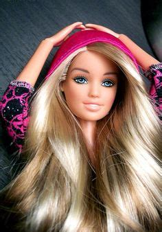 Cool Hairstyles For Barbies by Hair On Hair And