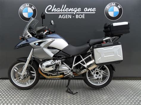 Motos D'occasion Challenge One Agen  Bmw 1200 Gs Abs 2004