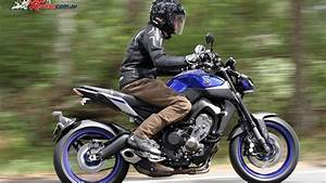 2017 Yamaha Mt 09 Review Test