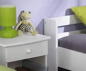 Hochbett Mit Babybett : kinder halb hochbett paris mit matratze f r kinderzimmer ~ Orissabook.com Haus und Dekorationen