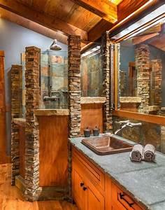 16, Fantastic, Rustic, Bathroom, Designs, That, Will, Take, Your, Breath, Away